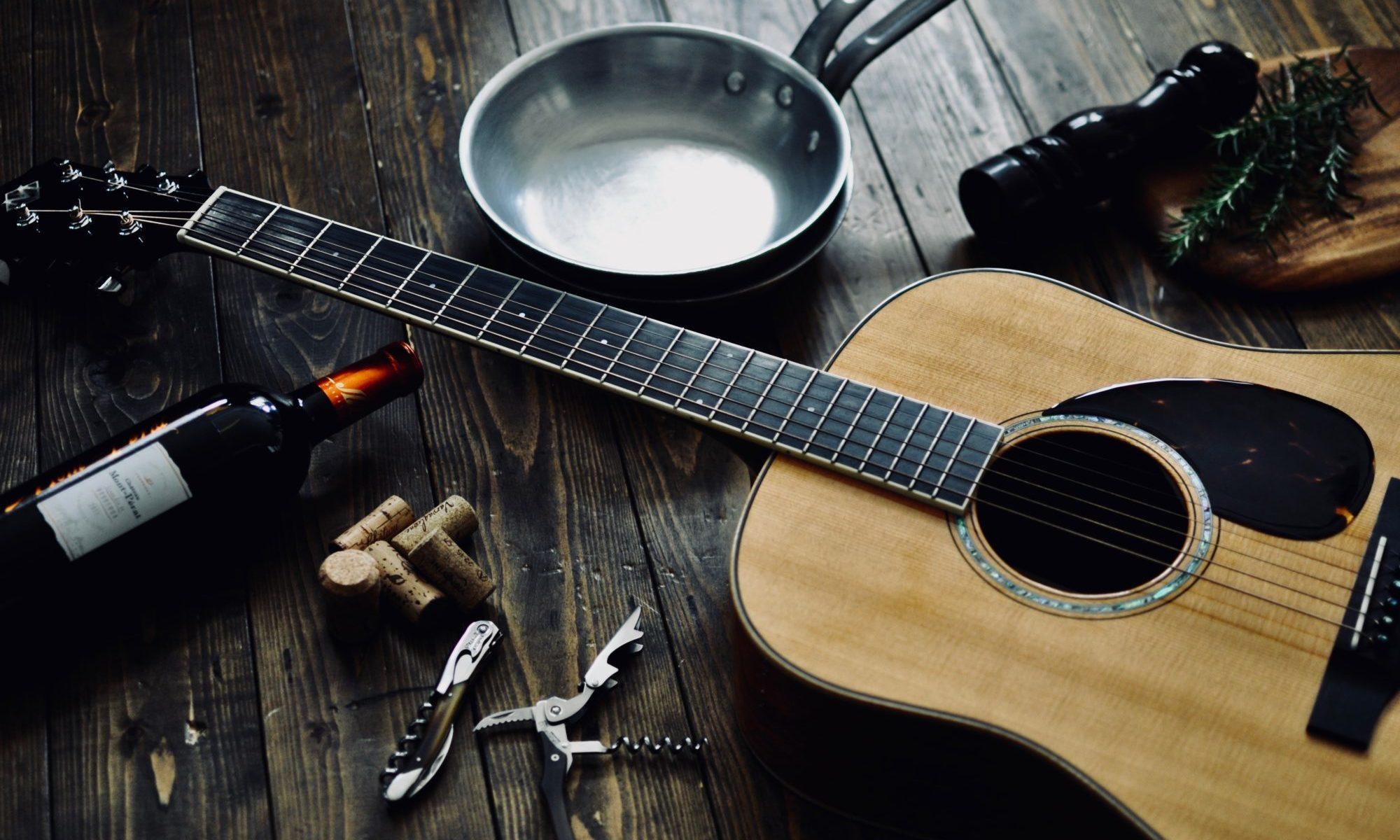 40歳からのフィンガースタイルギター
